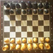 Jeu d'échecs en bois - Wood Chess - 32 * 32 -