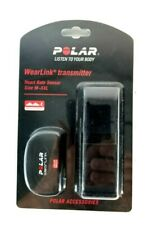 Polar Wearlink Heart Rate Size M-XXL Transmitter Polar Work With Nike+ NEW!