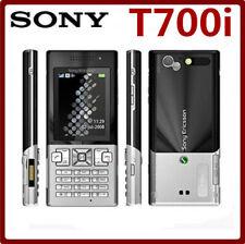 Unlocked Sony Ericsson T700 T700i GSM Quad band 3G Bluetooth FM Mp3 Cell phone