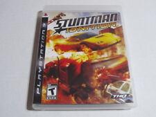 Stuntman: Ignition (Sony PlayStation 3, 2007) **** PLEASE READ ****
