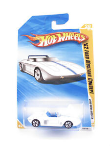 Hot Wheels 2010 - NEW MODELS - '62 FORD MUSTANG CONCEPT