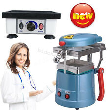 sale Dental Vacuum Forming Molding Former Machine + Square Vibrator vibrating CE