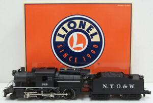 Lionel 6-28754 NY, Ontario & Western 4-6-0 Camelback Steam Loco & Tender #249