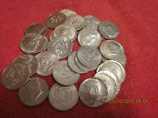 Lot of 31 Kennedy 40% Silver Half Dollars 1965-1969  - Many SMS Coins
