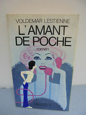 Livre - L'Amant de Poche - Voldemar Lestienne - 1975