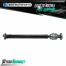 29 58 Front Prop Drive Shaft For 1999 2005 Chevy Blazer 4wd S10 Gmc Sonoma Fits S10