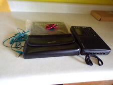 GRUNDIG YB400 Yacht Boy World Receiver FM/MW/LW Short Wave Alarm Clock