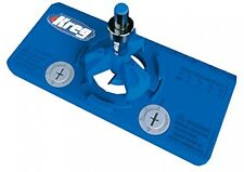 Kreg Tool Company KHI-HINGE Concealed Hinge Jig Jig Door Installation Cabinet
