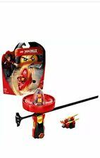 Lego Ninja Go Spinning Master Kai 70633 new sealed