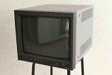 "JVC TM-H150CG 15"" High-Resolution CRT Video Monitor PVM Retro Gaming"