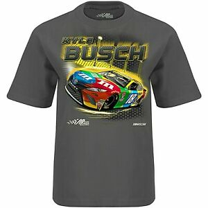 Kyle Busch #18 MM's Ultimate Car Youth T-shirt ,  X-Large