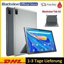 Blackview Tab 10 4G+64GB Tablet 4G LTE DUAL SIM WIFI Android 11 Face ID Keyboard