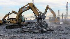 Strickland Excavator Concrete Pulverizer / Concrete Muncher model CP60