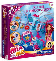Zauberhafter Strickschmuck Clementoni. »Mia and me«