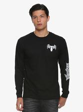 Marvel Venom Ain't Over Mens Long Sleeve T-Shirt BoxLunch XS S M L XL 2XL
