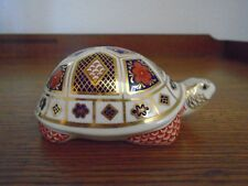 ROYAL CROWN DERBY TURTLE