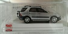 MERCEDES ML320, GRIGIO MET. BUSCH, 1/87, MINT IN BOX