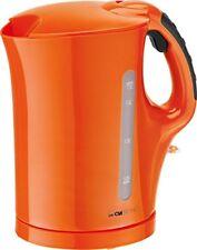 Clatronic hervidor 1 7 litros WK 3445 naranja