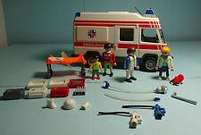 Playmobil Rettung / Rescue ~ Rettungswagen / Ambulance (3925) & Anleitung/Manual