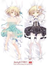 "150cm 天使の3P! かねしろそら Anime Girl Dakimakura PillowCase Hugging Body Cover 59"""
