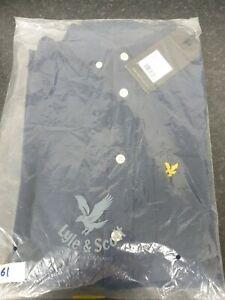 Lyle & Scott Shirt For Mens 100% Cotton Size S