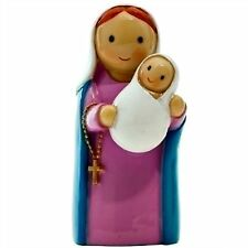 """Madonna & Child """"Little Drops Of Water"""" Statue Figure NEW Mary & Baby Jesus"""