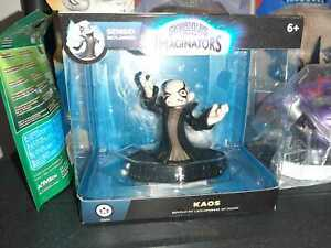 Skylanders Imaginators Kaos Sensei Figure package
