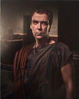 John Hannah Signed 10x8 Photo - Spartacus