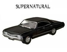Supernatural 1967 Chevrolet Impala Sedan Car 1:64 Greenlight Hollywood Series