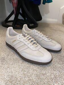 Adidas Samba FB Linen Men's Shoes Rare Size 10 CQ2090