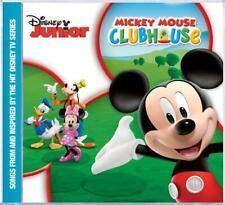 Disney Junior: Mickey Mouse Clubhouse by Disney (CD, Aug-2011, Walt Disney) NEW