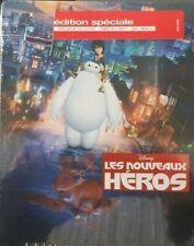 Blu-ray les Nouveaux Héros Steelbook Disney Édition FNAC France