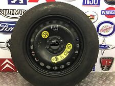 FORD FOCUS 1.6 TDCI 2011 SPACE SAVER SPARE WHEEL 2160848 - T125-90-R16