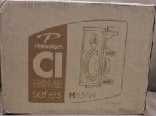 Paradigm H65-IW in-wall - single speaker - New