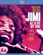 JIMI: ALL IS BY MY SIDE- Blu-ray disc Jimmy Hendrix -Brand New Factory Sealed!!