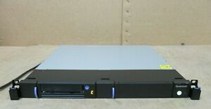 Quantum 7226 1U3 9-03577 46C2546 SAS LTO6 95P8257 Media Tape Drive Enclosure
