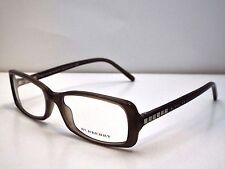 Authentic Burberry BE2014B 3003 Horn Eyeglasses Frame DEMO MODEL Dummy Lens $249