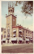 CITY HALL, MANCHESTER, NH. 1912