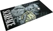 Licensed Scarface Tony Montana Hustler Fiber Reactive Beach/Bath Towel 30x60