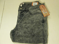 MUDD ACID WASHED SKINNY CORD JEANS JR SZ 15 -DUSTY BLUE- NWT