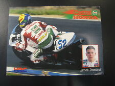 Castrol Honda Team SSP 1998 #52 James Toseland