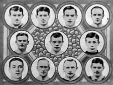 NEWCASTLE UNITED FOOTBALL TEAM PHOTO>1909-10 SEASON