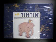 Puzzle Tintin Elephant Moulinsart 2001 ETAT NEUF
