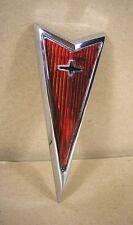 1971 1972 Pontiac Grand Prix Front End Panel Emblem, C484133R