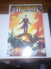 Year Of The Villain:Hell Arisen #3A,1st Print,1st Full Punchline,DC, 2020, VF/NM