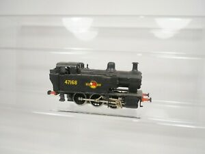 OO Gauge Kit Built 0-6-0 2F Dock Tank 47168 BR Black - non runner