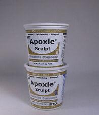 APOXIE SCULPT - Black Color 4 pounds
