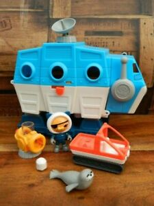 Octonauts Gup I Transforming Polar Vehicle with Sounds inc. Kwazii and Seal