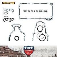 VE VF Holden Commodore & HSV L98 L76 L77 V8 Aeroflow Bottom End Gasket Set New