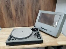 Rare Numark TT1600 Direct Drive Turntable Fully Tested Works